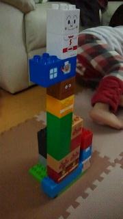 ブロック遊び